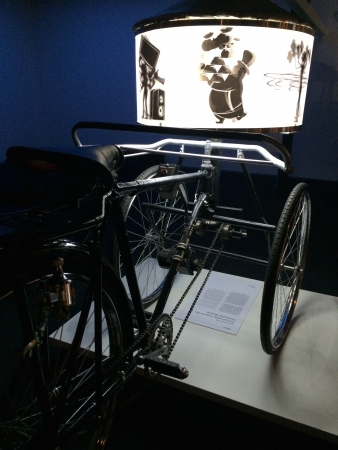 Lenticular Bicycle