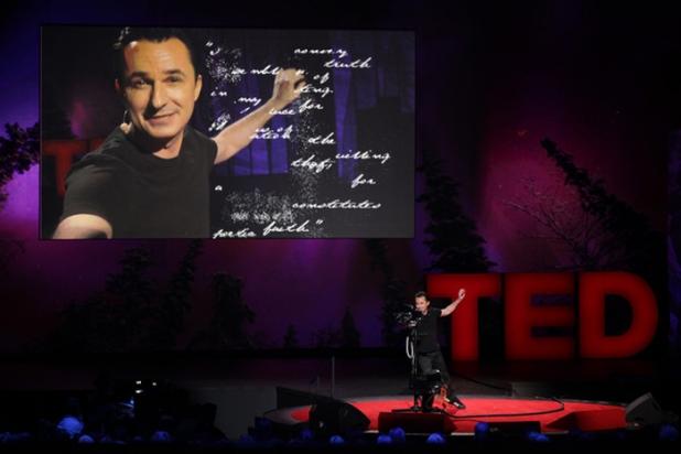 TED2012: Full Spectrum. February 27 - March 2, 2012. Long Beach, CA. Photo: Ryan Lash