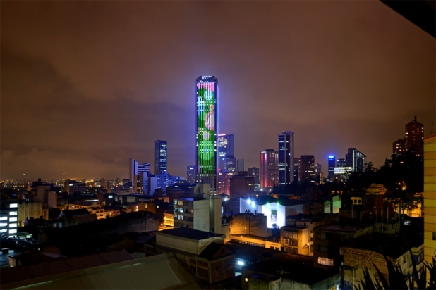 Colpatria_tower_Bogota_Pictures © Steven King, Philipps proyectos Colombia_02