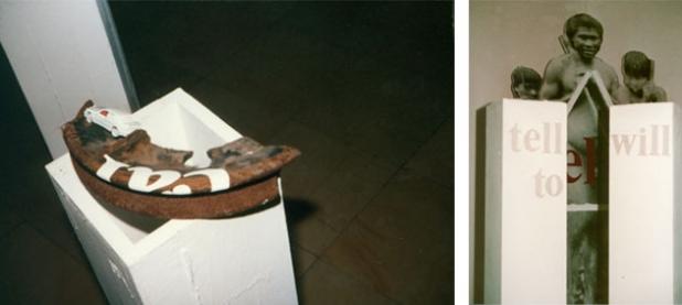 "Installation ""Finnegans Wake"""
