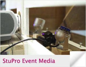 Studioproduktion Event Media