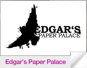 Studioproduktion Event Media - Edgar's Paper Palace