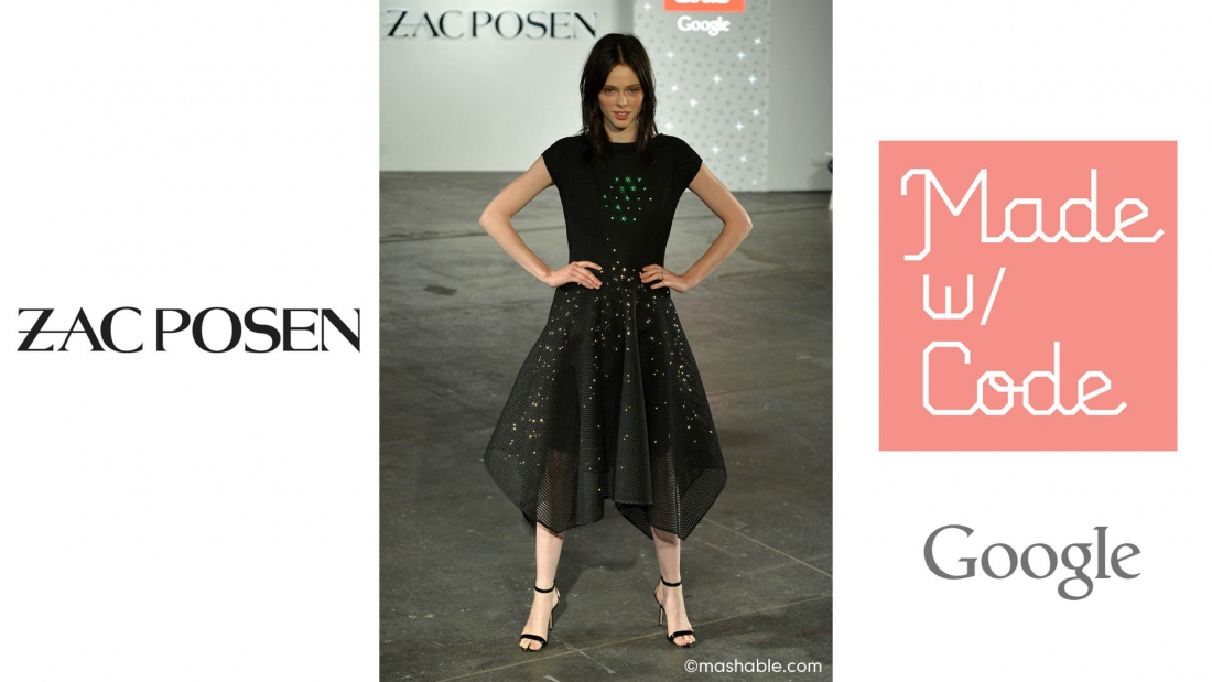 Zac-Posen-NYFW-LED-Dress-Made-With-Code